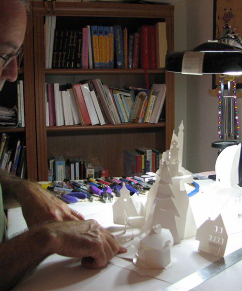 Bruce working 2